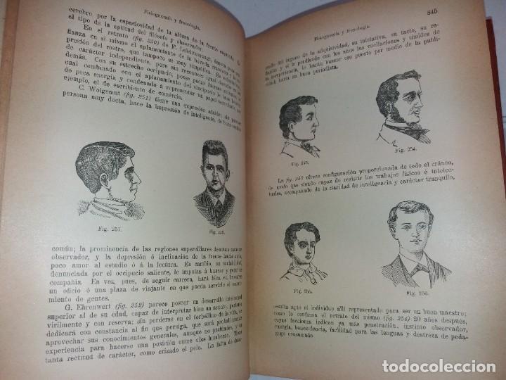Libros antiguos: ATRACTIVO LIBRO METODO DE MEDICINA NATURAL MÁS DE 120 AÑOS MODERNISTA - Foto 38 - 245311370