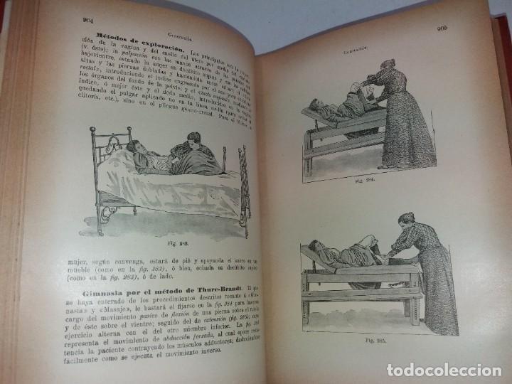 Libros antiguos: ATRACTIVO LIBRO METODO DE MEDICINA NATURAL MÁS DE 120 AÑOS MODERNISTA - Foto 44 - 245311370