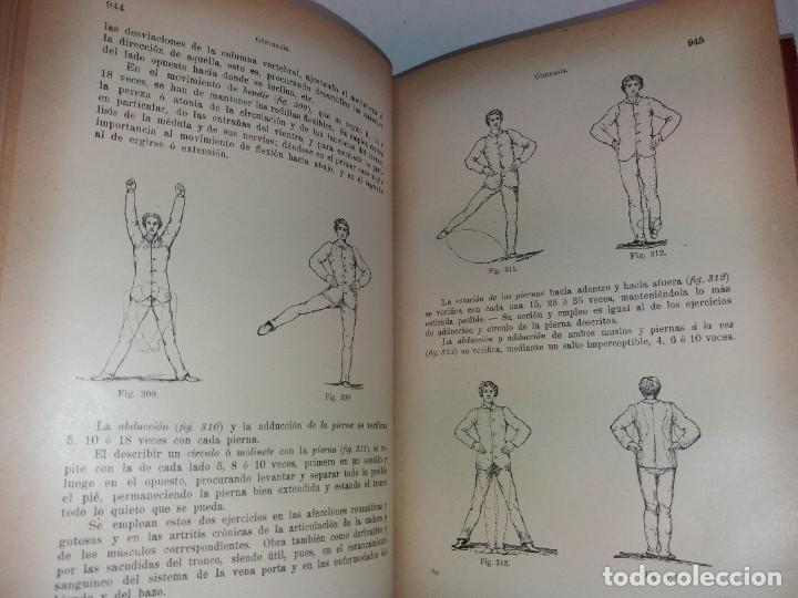 Libros antiguos: ATRACTIVO LIBRO METODO DE MEDICINA NATURAL MÁS DE 120 AÑOS MODERNISTA - Foto 48 - 245311370