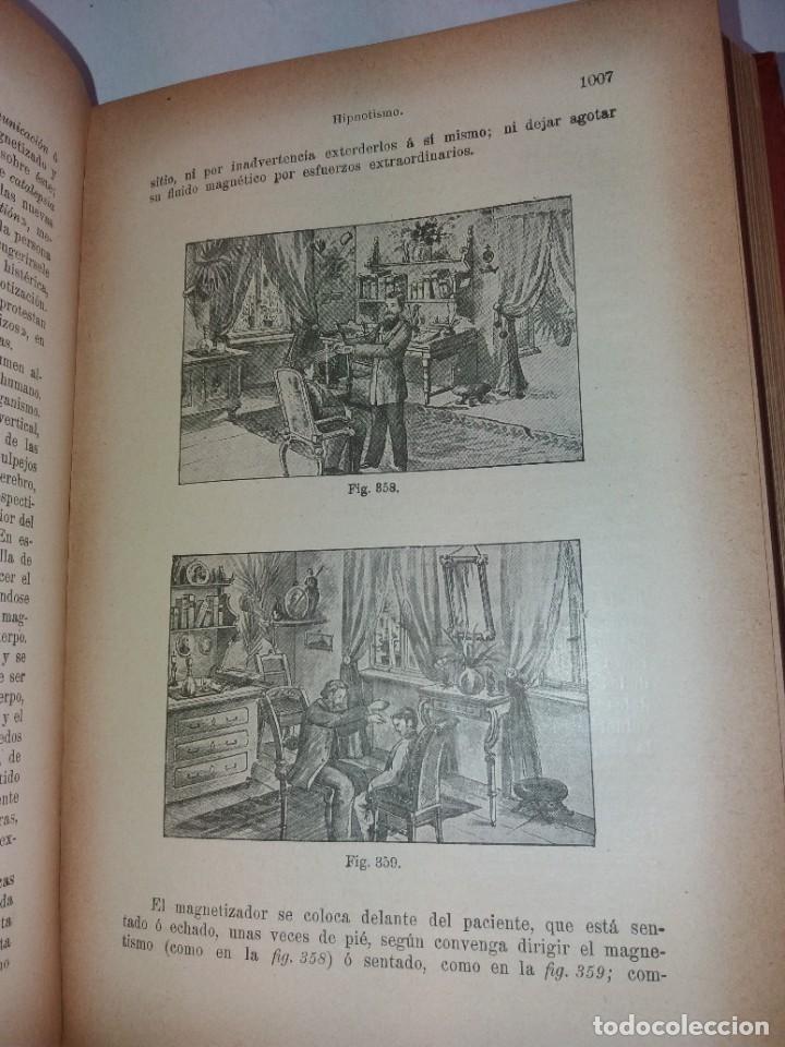 Libros antiguos: ATRACTIVO LIBRO METODO DE MEDICINA NATURAL MÁS DE 120 AÑOS MODERNISTA - Foto 61 - 245311370