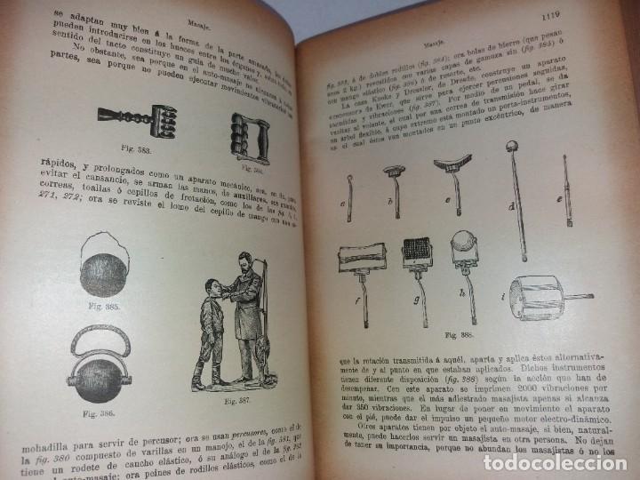 Libros antiguos: ATRACTIVO LIBRO METODO DE MEDICINA NATURAL MÁS DE 120 AÑOS MODERNISTA - Foto 66 - 245311370