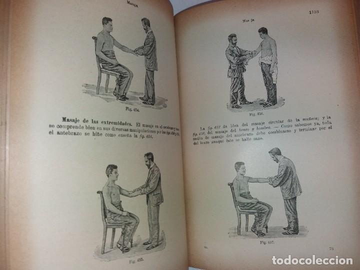 Libros antiguos: ATRACTIVO LIBRO METODO DE MEDICINA NATURAL MÁS DE 120 AÑOS MODERNISTA - Foto 82 - 245311370