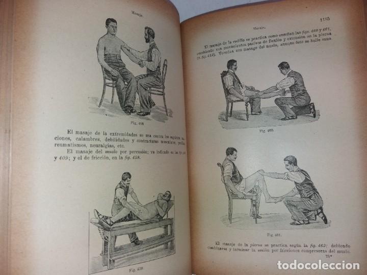 Libros antiguos: ATRACTIVO LIBRO METODO DE MEDICINA NATURAL MÁS DE 120 AÑOS MODERNISTA - Foto 83 - 245311370