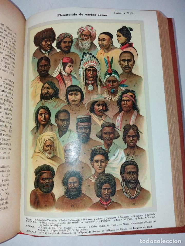 Libros antiguos: ATRACTIVO LIBRO METODO DE MEDICINA NATURAL MÁS DE 120 AÑOS MODERNISTA - Foto 101 - 245311370