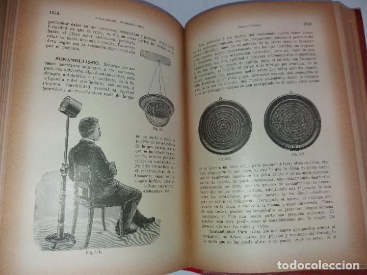 Libros antiguos: ATRACTIVO LIBRO METODO DE MEDICINA NATURAL MÁS DE 120 AÑOS MODERNISTA - Foto 107 - 245311370