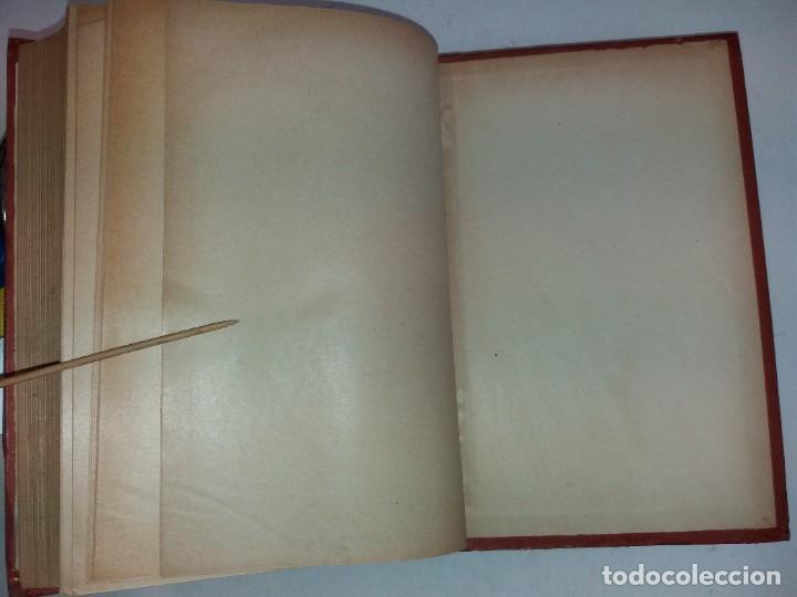 Libros antiguos: ATRACTIVO LIBRO METODO DE MEDICINA NATURAL MÁS DE 120 AÑOS MODERNISTA - Foto 126 - 245311370