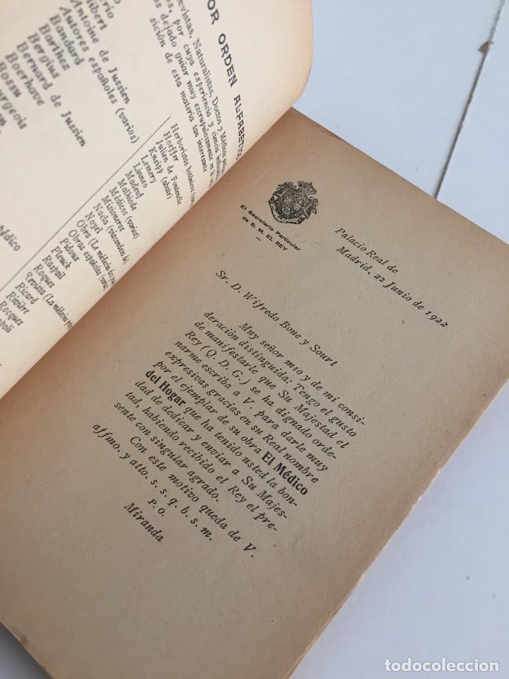 Libros antiguos: ESTRELLA DEL HOGAR. ILUSTRADA. MANUAL PRÁCTICO DE PLANTAS MEDICINALES. WIFREDO BOUÉ. 3000 RECETAS. - Foto 7 - 245359020