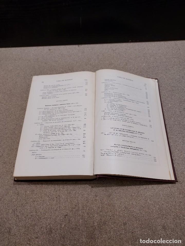 Libros antiguos: MEDICINA....EL LABORATORIO MODERNO DEL MÉDICO PRÁCTICO.....1933. - Foto 9 - 245388395