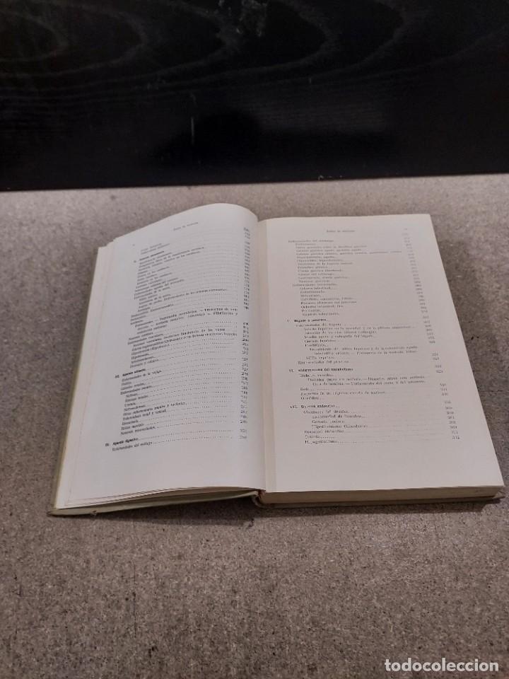 Libros antiguos: MEDICINA...TRATAMIENTO DE LAS ENFERMEDADES INTERNAS....1932....... - Foto 6 - 245439440