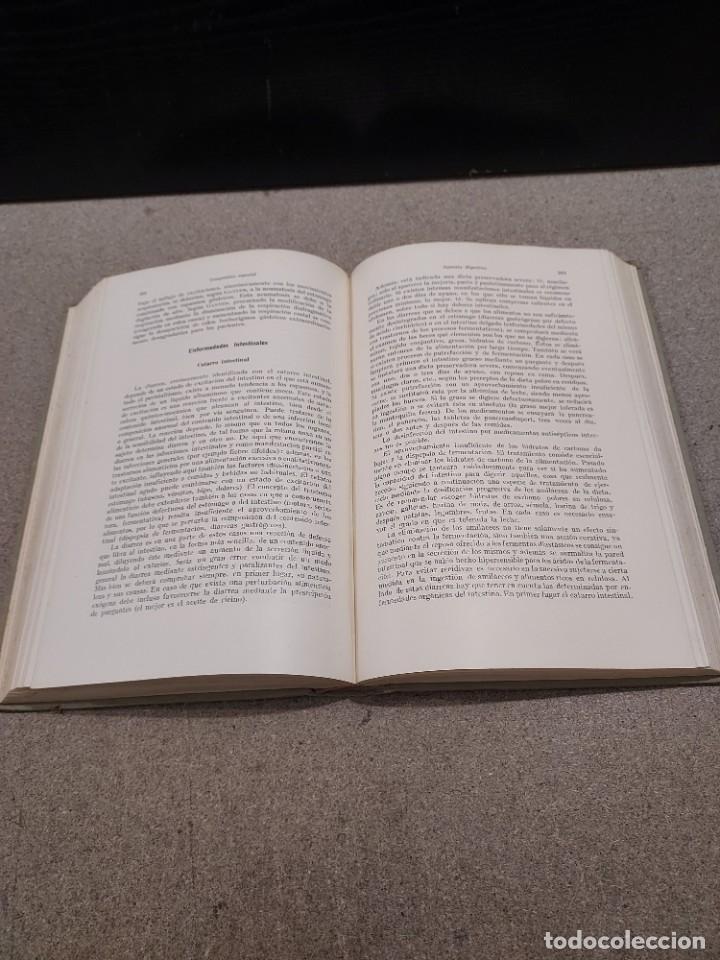 Libros antiguos: MEDICINA...TRATAMIENTO DE LAS ENFERMEDADES INTERNAS....1932....... - Foto 8 - 245439440