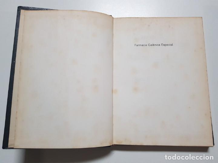 Libros antiguos: FARMACIA GALENICA ESPECIAL. ALFONSO DEL POZO. 3 TOMOS. 1977, 1978, 1979 - Foto 2 - 246490815