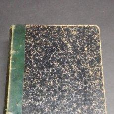Libros antiguos: LAS CARRERAS AUXILIARES MÉDICAS POR D. EMILIO ALONSO Y GARCÍA-SIERRA.. Lote 247086735