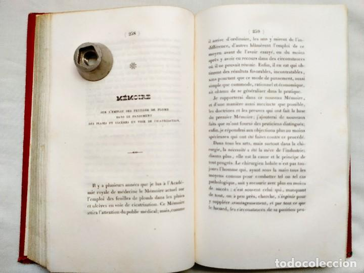 Libros antiguos: 1845 - REVEILLÉ-PARISE: ÉTUDES DE LHOMME - DOS TOMOS - CLÁSICO DE LA MEDICINA - Foto 4 - 239870540