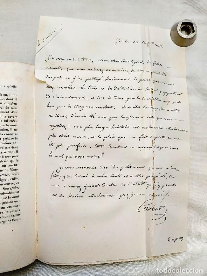 Libros antiguos: 1845 - REVEILLÉ-PARISE: ÉTUDES DE LHOMME - DOS TOMOS - CLÁSICO DE LA MEDICINA - Foto 5 - 239870540