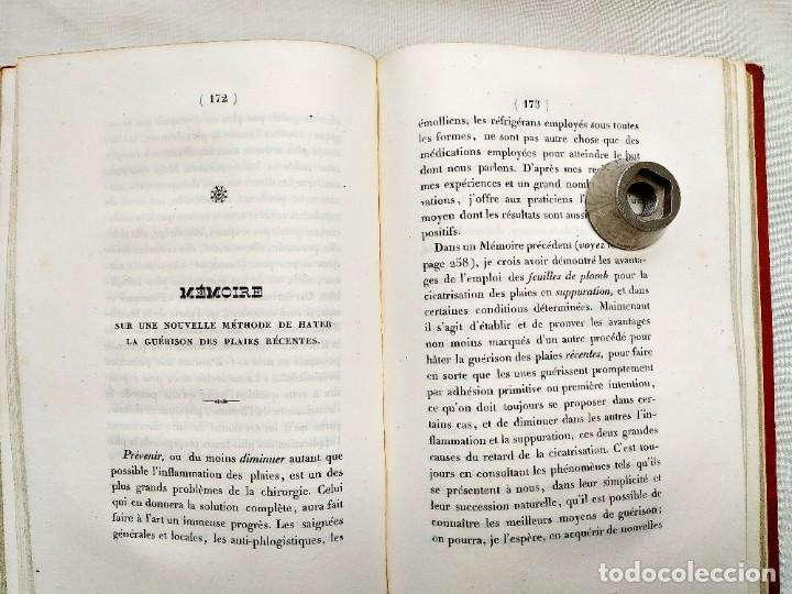 Libros antiguos: 1845 - REVEILLÉ-PARISE: ÉTUDES DE LHOMME - DOS TOMOS - CLÁSICO DE LA MEDICINA - Foto 7 - 239870540
