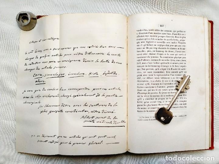 Libros antiguos: 1845 - REVEILLÉ-PARISE: ÉTUDES DE LHOMME - DOS TOMOS - CLÁSICO DE LA MEDICINA - Foto 8 - 239870540