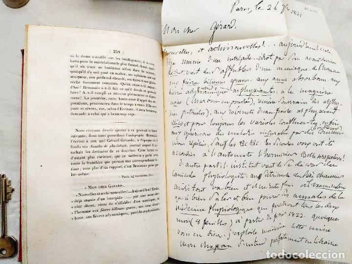 Libros antiguos: 1845 - REVEILLÉ-PARISE: ÉTUDES DE LHOMME - DOS TOMOS - CLÁSICO DE LA MEDICINA - Foto 9 - 239870540