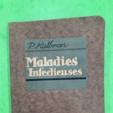 Libros antiguos: MALADIES INFECTIEUSES. Lote 253096050