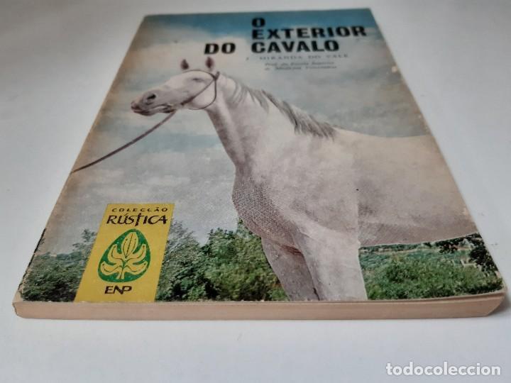 Libros antiguos: O EXTERIOR DO CAVALO Jose Miranda Do Vale Medicina Veterinaria Caballo 1966 - Foto 5 - 253899555
