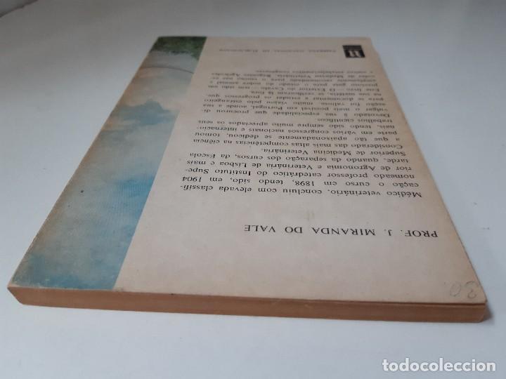 Libros antiguos: O EXTERIOR DO CAVALO Jose Miranda Do Vale Medicina Veterinaria Caballo 1966 - Foto 6 - 253899555
