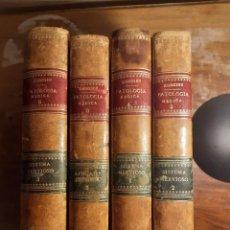 Libros antiguos: PATOLOGÍA MÉDICA Y TERAPÉUTICA DR ZIEMSSEN 1887. Lote 256167765