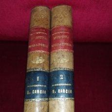 Libros antiguos: MANUAL DE MEDICINA OPERATORIA. OCTAVA EDICIÓN POR LEÓN LE FORT. 1882. 2 TOMOS OBRA COMPLETA.. Lote 257958085