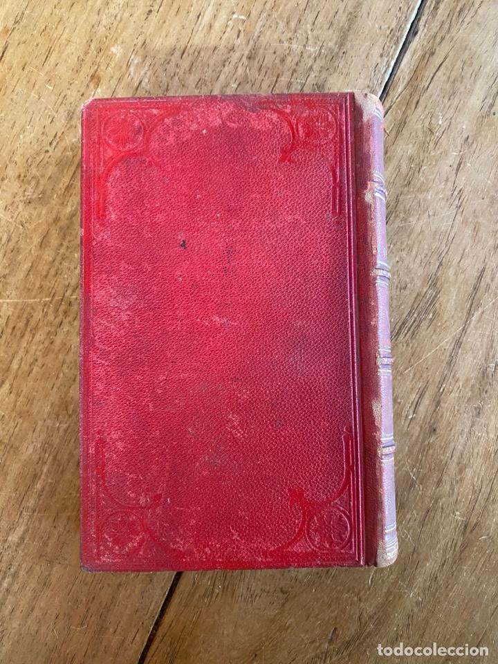 Libros antiguos: Libro Cours Médicine Opératoire - Paris - 1880 - Foto 4 - 259758390
