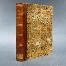 Libros antiguos: 1842 - INVESTIGACIONES SOBRE EL MANANTIAL DE BAÑOS DE MONTE-MAYOR Y BÉJAR - BALNEARIO - PLASENCIA -. Lote 259870805