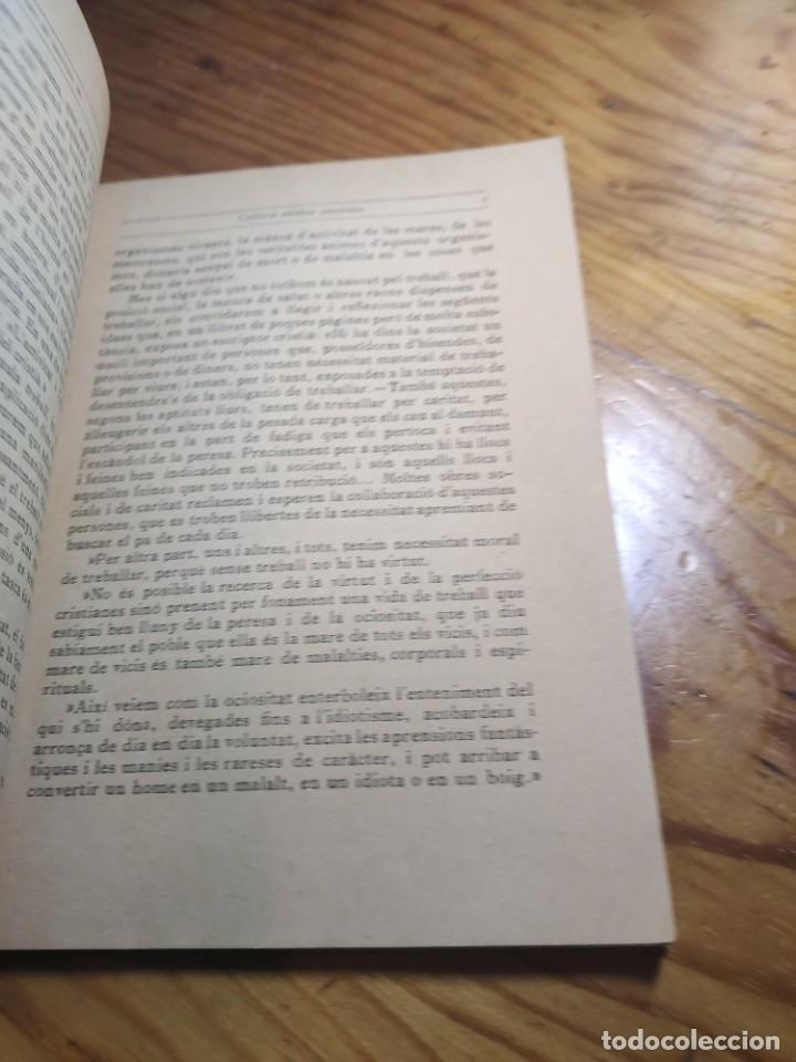 Libros antiguos: Curset de nocions de cultura mèdica casolana. Escola professional i dmèstica de Sant Sadurní dAnoia - Foto 6 - 261305440