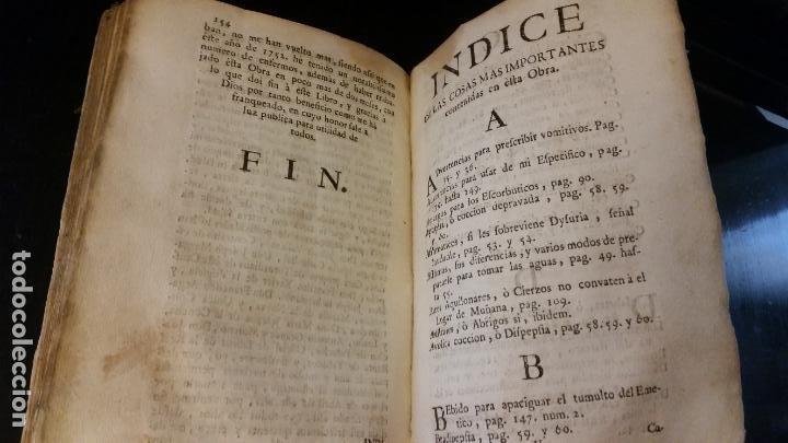 Libros antiguos: 1753 - ESTEBAN Y LECHA - Escrutinio sobre virtudes medicinales de las Aguas de Alaraz y Muñana - Foto 11 - 262462200