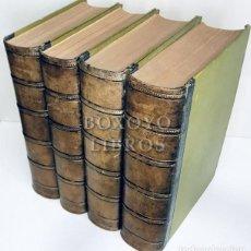 Libros antiguos: TESTUT, L. TRATADO DE ANATOMÍA HUMANA. QUINTA EDICIÓN, REVISADA, CORREGIDA Y AUMENTADA. 4 TOMOS. Lote 263127445