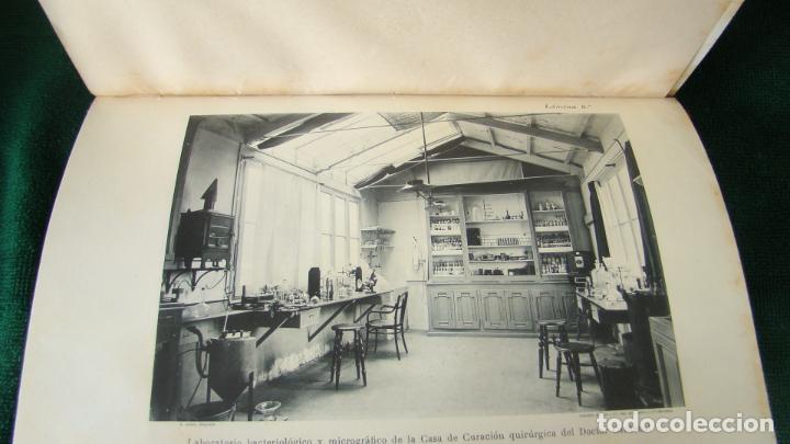 Libros antiguos: MANUAL PRACTICO DE CIRUGIA ANTISÉPTICA . DR. CARDENAL. 1894. OBRA MUY ILUSTRADA. - Foto 8 - 263243200