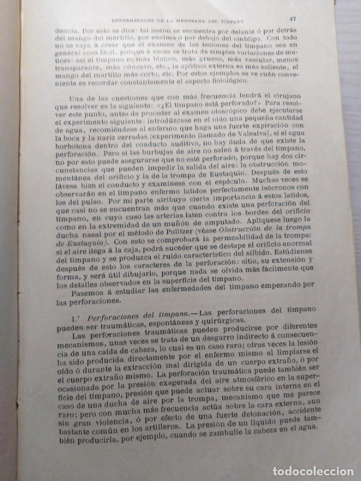 Libros antiguos: Tratado de cirugía clínica. Tillaux. 1895. - Foto 5 - 263252040