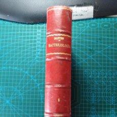 Libros antiguos: BACTERIOLOGÍA. DOPTER.1932.. Lote 263255655