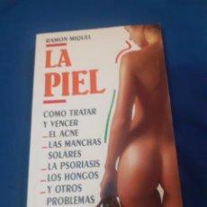 Libros antiguos: LIBRO LA PIEL. Lote 265393454