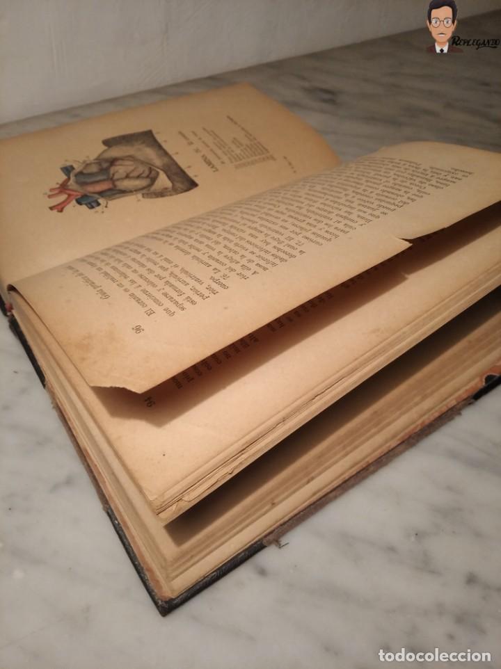 Libros antiguos: GUÍA PRÁCTICO DE LA SALUD (DE FEDERICO M. ROSSITER) AÑO 1913 LIBRO - ILUSTRADO - MEDICINA - SIGLO XX - Foto 27 - 267779614