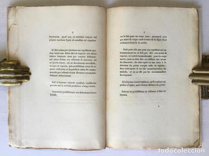 Libros antiguos: LÉPREUX (LES) A REIMS. QUINZIÈME SIÈCLE. - Foto 4 - 123146748