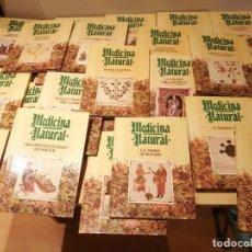 Libros antiguos: ENCICLOPEDIA ANTIGUA MEDICINA NATURAL EDICION EDISAN AÑO 1987. HAY 29 TOMOS. Lote 274931013