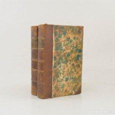 Libros antiguos: THE ANATOMY OF MELANCHOLY, 1800, DEMOCRITUS JUNIOR, 2 TOMOS, PRINTED BY J. CUNDEE, LONDON.. Lote 277025358