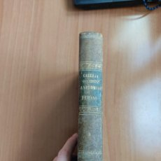 Libros antiguos: TRATADO DE ANATOMÍA HUMANA - JULIÁN CALLEJA SÁNCHEZ - 1872. Lote 277649518