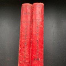 Libros antiguos: ENFERMEDADES DE LA BOCA. STERLING V. MEAD. ED. PUBUL. 2 TOMOS. BARCELONA, 1931. Lote 278465153