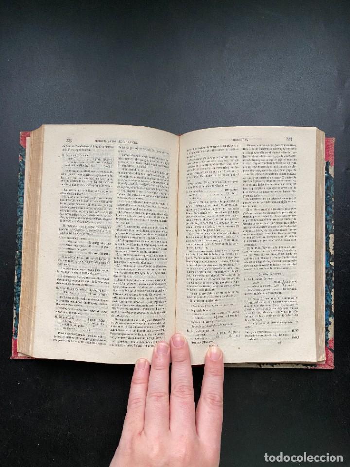 Libros antiguos: TRATADO DE TERAPEUTICA Y MATERIA MEDICA. TROUSSEAU T H. PIDOUX. 4 TOMOS. MADRID, 1863 - Foto 6 - 278465973