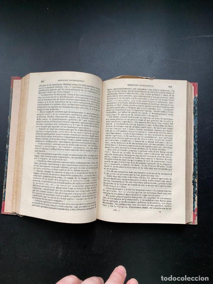 Libros antiguos: TRATADO DE TERAPEUTICA Y MATERIA MEDICA. TROUSSEAU T H. PIDOUX. 4 TOMOS. MADRID, 1863 - Foto 11 - 278465973