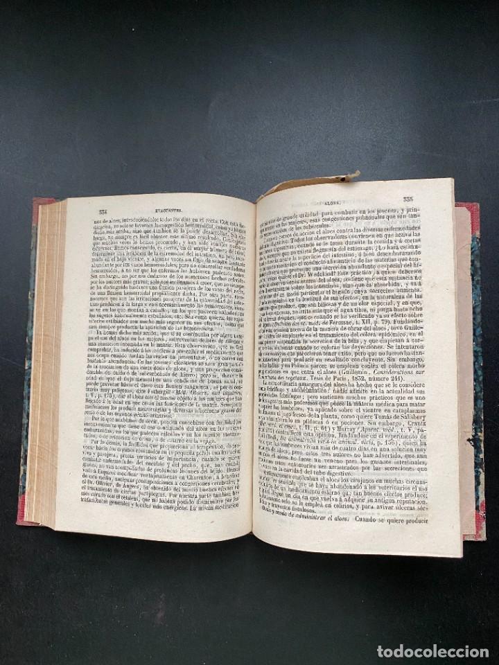 Libros antiguos: TRATADO DE TERAPEUTICA Y MATERIA MEDICA. TROUSSEAU T H. PIDOUX. 4 TOMOS. MADRID, 1863 - Foto 12 - 278465973