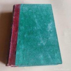 Libros antiguos: ANUARIO DE MEDICINA Y CIRUGIA. ENRIQUE CAMPS Y ROCHA.1886. EDITORIAL CARLOS BAILLY-BAILLIERE.576 PAG. Lote 278545388