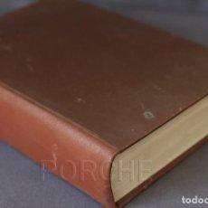Libros antiguos: TRATADO DE OBSTETRICIA - DR. D. SEBASTIÁN RECASENS GIROL - SALVAT EDITORES 1925 - CON 411 GRABADOS. Lote 282899693