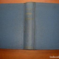 Libros antiguos: TRATADO DE CONSTRUCCIÓN / LUCIANO NOVO DE MIGUEL. Lote 288365768