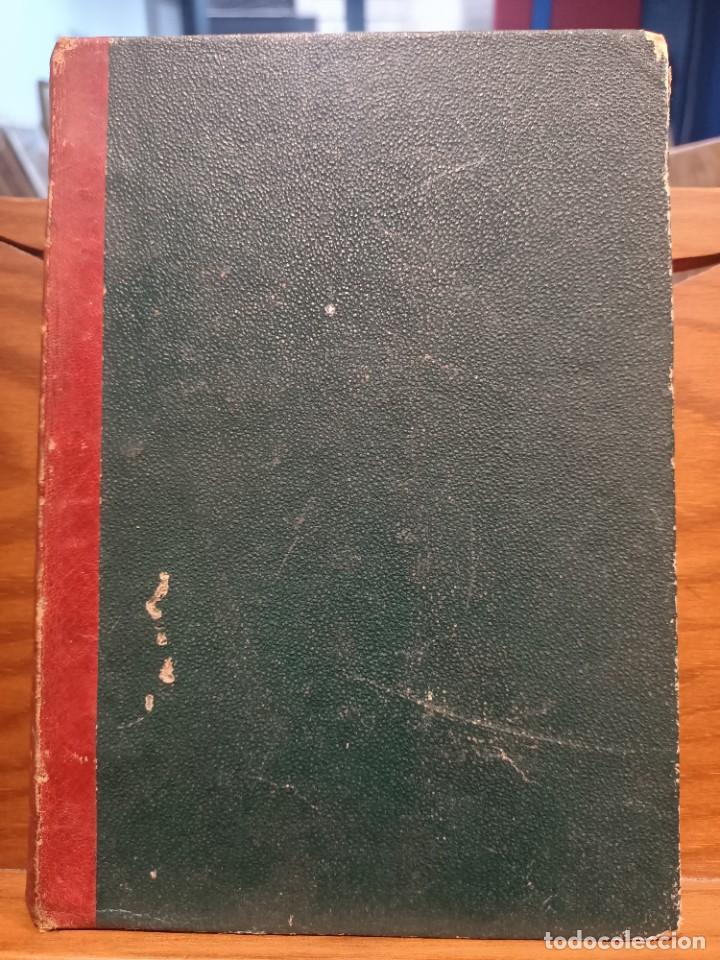 Libros antiguos: APUNTES DE TERAPEUTICA, FARMACOLOGÍA Y ARTE DE RECETAR - 1870 - NARCISO CARBÓ Y DE ALOY - Foto 4 - 288560668