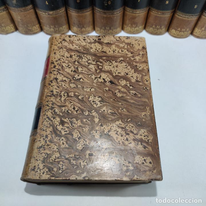 Libros antiguos: Tratado de cirugía clínica y operatoria. A. Le Dentu. Pierre Delbet. 11 tomos. Madrid. 1899. - Foto 5 - 290961708