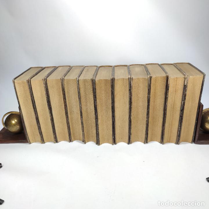 Libros antiguos: Tratado de cirugía clínica y operatoria. A. Le Dentu. Pierre Delbet. 11 tomos. Madrid. 1899. - Foto 12 - 290961708
